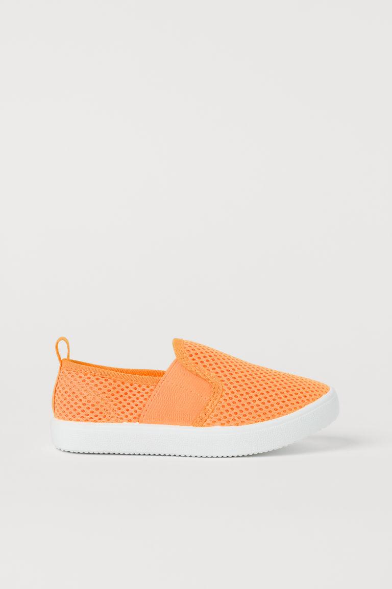 H & M - 懶人鞋 - 橙色