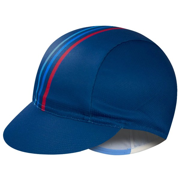 BAISKY百士奇夏季自行車小布帽 2020 中華隊 CHINESE TAIPEI 藍