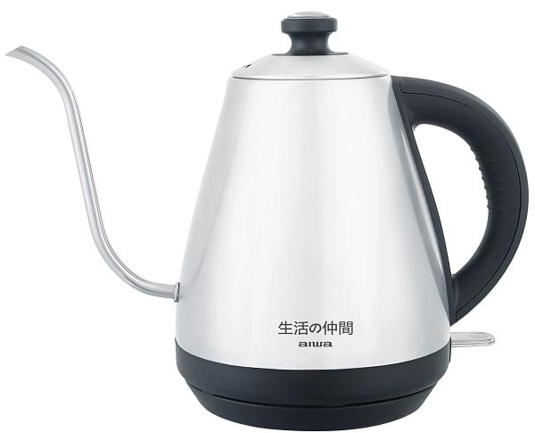 aiwa愛華 不鏽鋼咖啡快煮壺EK110410SR