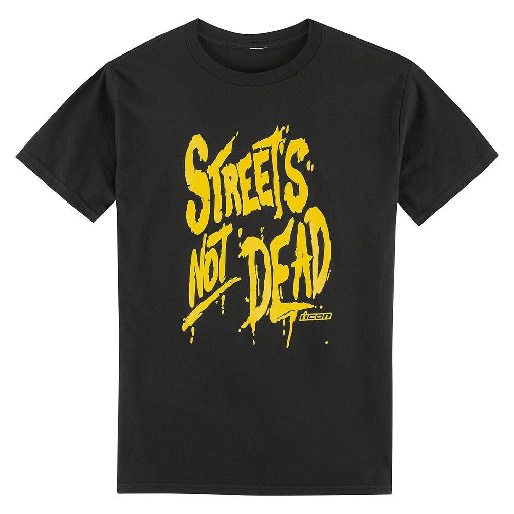 【美國ICON】STREETS NOT DEAD 純棉T恤