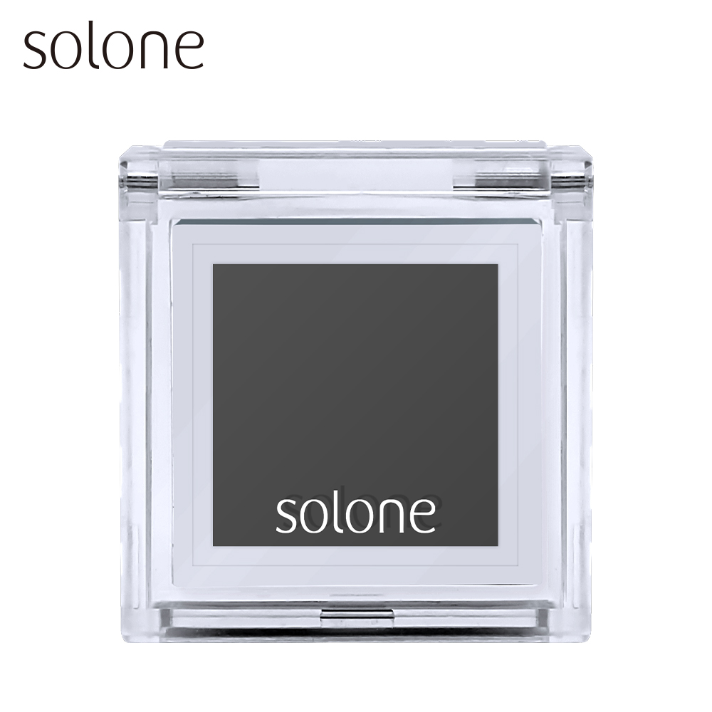 Solone 單色眼影_透明收納盒 1入