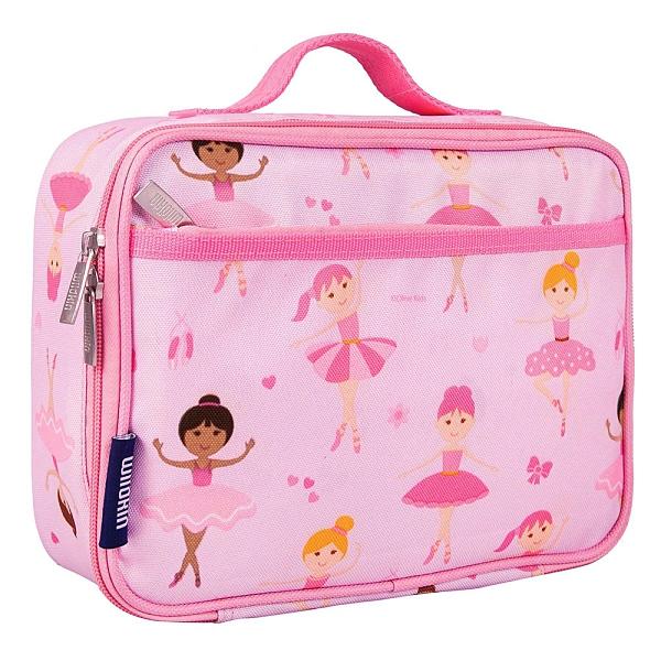 【LoveBBB】美國標準無毒 Wildkin 33901 芭蕾舞女孩 午餐袋/便當袋