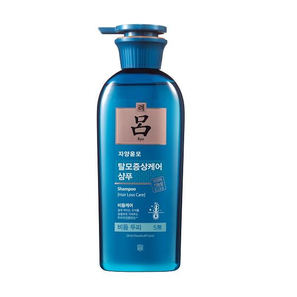 呂 滋養韌髮洗髮精 去屑專用 400ml【康是美】
