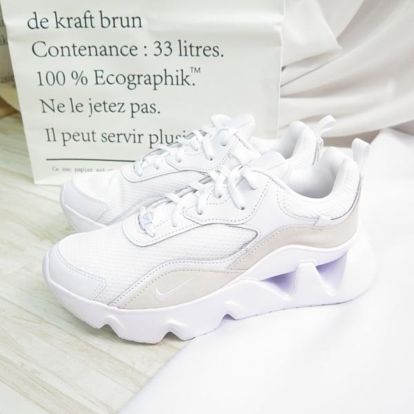 NIKE WMNS RYZ 365 II 女款 運動鞋 休閒鞋 CU4874100 白【iSport愛運動】