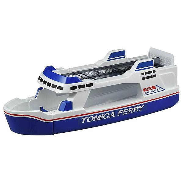 特價 TOMICA 交通世界 收納渡輪_TW16903