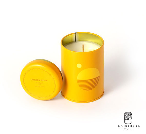 P.F. Candle Co. Golden Hour(落霞) Sunset Candle日暮手工香氛蠟燭