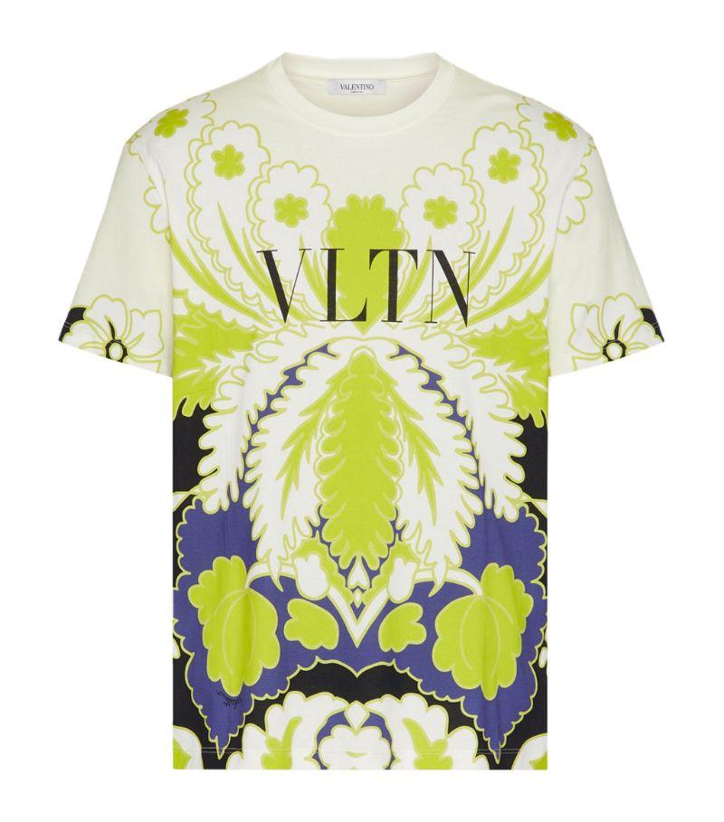 Valentino Printed Logo T-Shirt