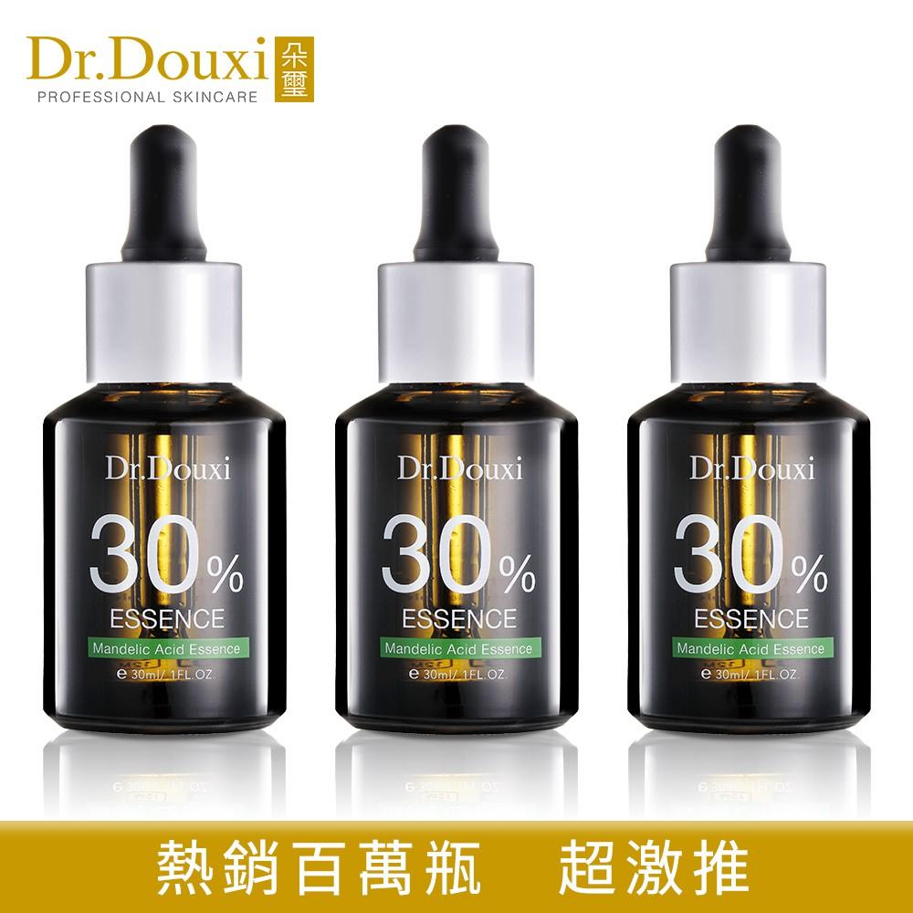Dr.Douxi 朵璽 杏仁酸精華液30% 30ml(3瓶入) 官方旗艦店
