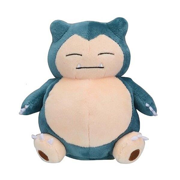 寶可夢 卡比獸 絨毛玩偶 娃娃 神奇寶貝 Pokemon Fit 日本正品 該該貝比日本精品