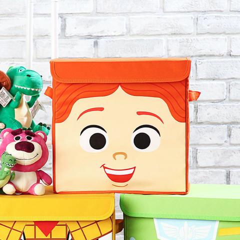 *玩具總動員方形收納箱(翠絲)
