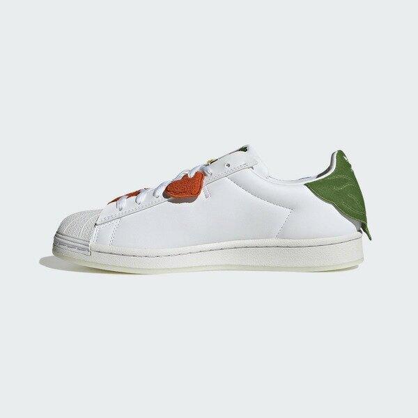 Adidas Superstar [GZ2662] 男女鞋 運動休閒 貝殼 愛迪達 聯名【ACS】白綠藍