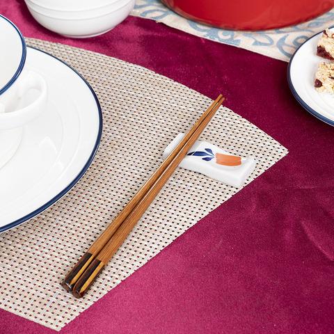 箸福造型木筷23CM