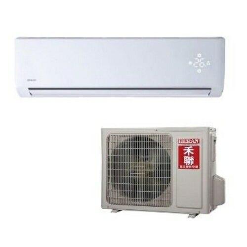 (含標準安裝)禾聯變頻冷暖分離式冷氣11坪HI-GF72H/HO-GF72H【三井3C】