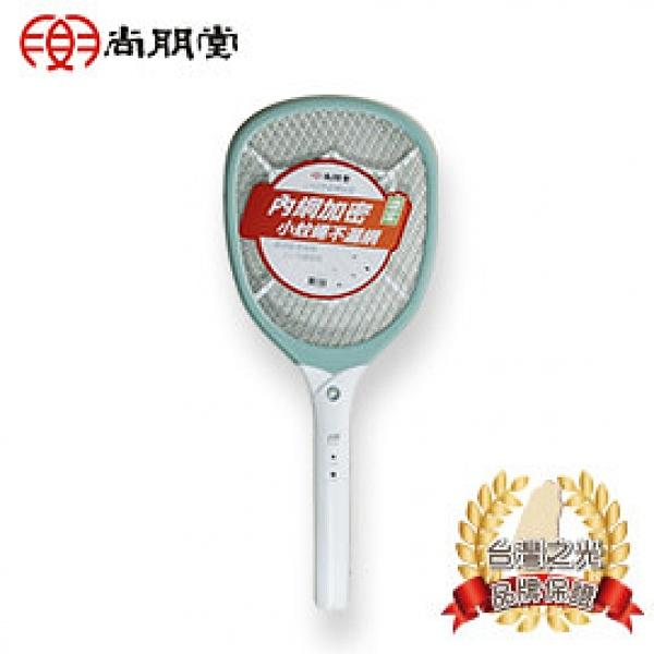 尚朋堂 USB充電捕蚊拍SET-D001