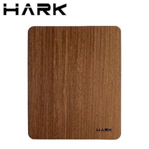 HARK 手作原木滑鼠墊 花梨木