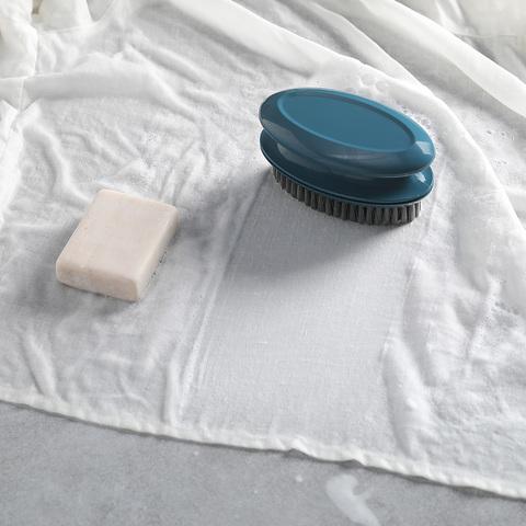 *森林洗衣刷家用清潔刷子-深藍