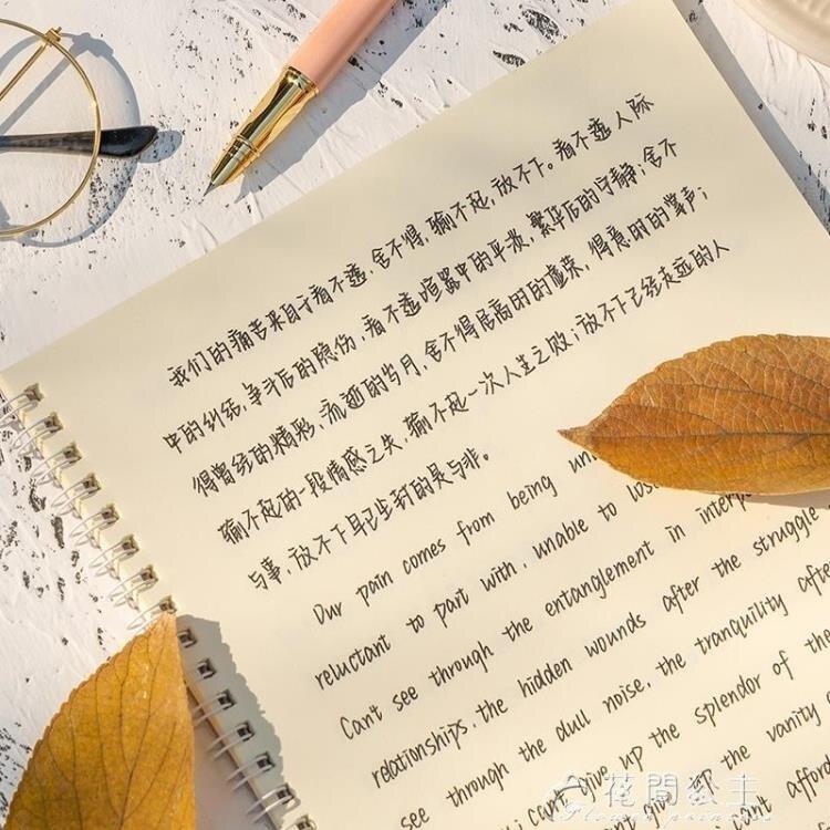 英文字帖-奶酪Chris.怪獸手寫英語英文練字帖抖音網紅字帖女生神仙字體漂亮少女