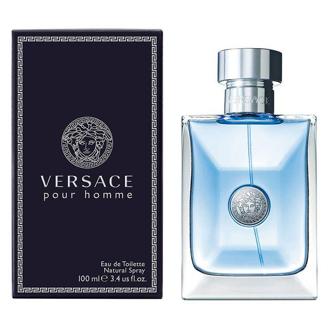 Versace 凡賽斯同名經典男性淡香水 100ml 【SP嚴選家】