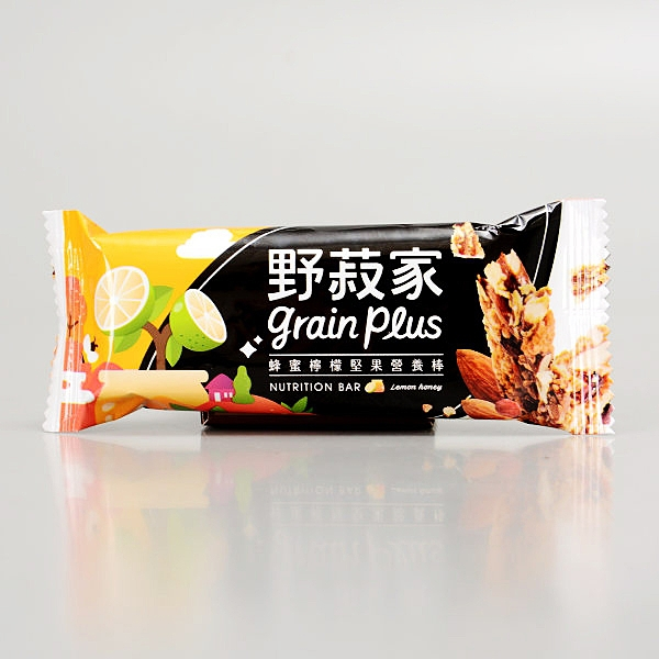 【野菽家】營養棒-蜂蜜檸檬口味30g/條
