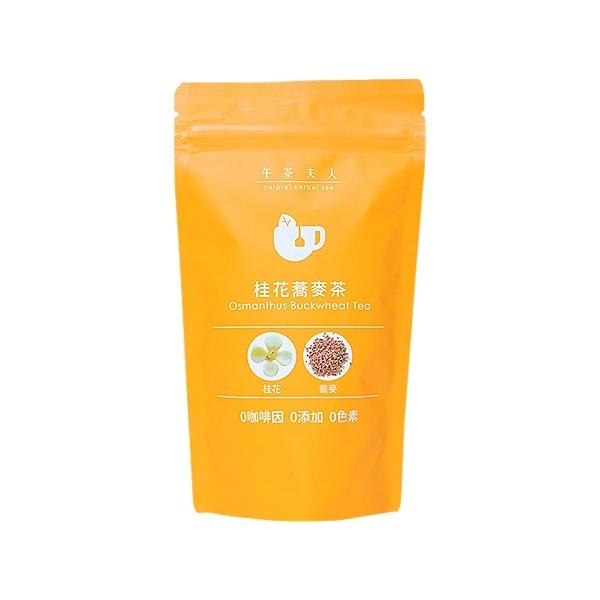 午茶夫人 桂花蕎麥茶(2.6gx10入)【小三美日】