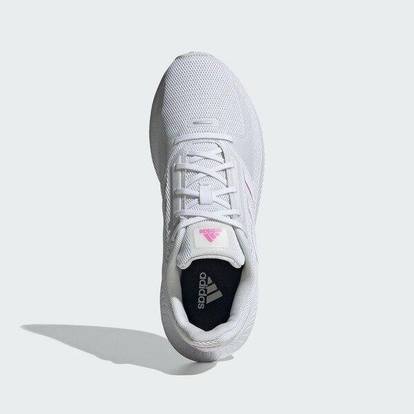 Adidas Neo Runfalcon 2.0 [FY9623] 女鞋 慢跑鞋 運動 休閒 輕量 支撐 緩衝 彈力 白