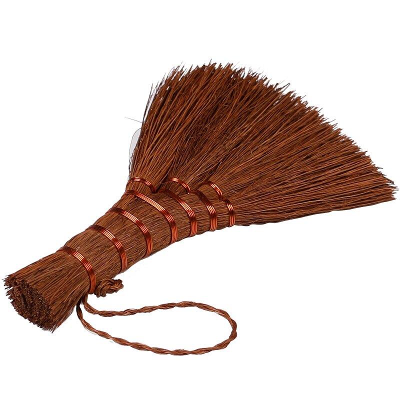陶福氣 棕毛茶盤刷 茶臺刷大號茶刷創意刷子清潔功夫茶具配件擺件