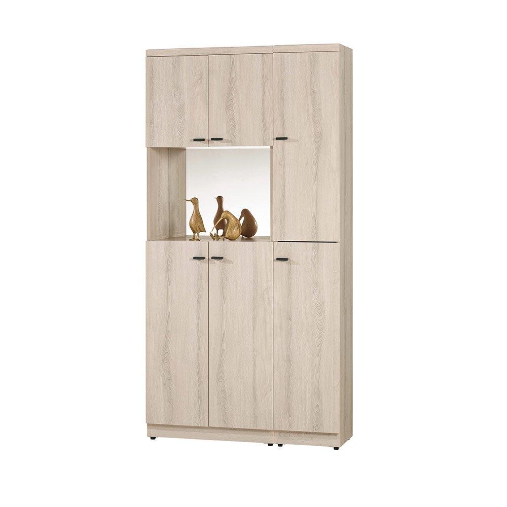 玄關3尺組合鞋櫃/H&D東稻家居-消費滿3千送點數10%