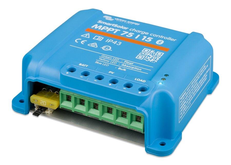 [ victron ] SmartSolar MPPT 太陽能充電控制器 75/15 / SCC075015060R