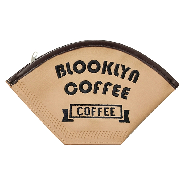 SETO CRAFT 造型收納包 化妝包 濾紙 Blookyn Coffee_OC09394