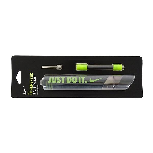 Nike Hyperspeed Ball Pump [NKJ00094NS] 打氣筒 快速打氣 球類 輕巧 隨身 黑藍