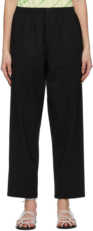 6397 黑色 PJ 长裤