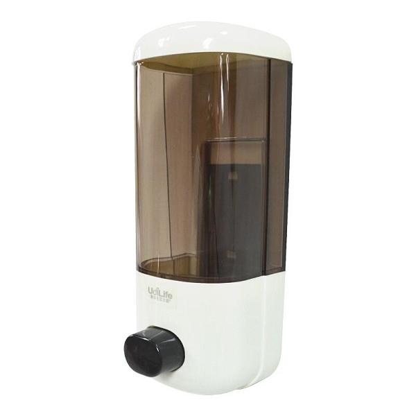 【DP491】自動洗手給皂機H9305-600ml 按壓式給肥皂機 沐浴乳擠壓器 出液機(台灣製) EZGO商城