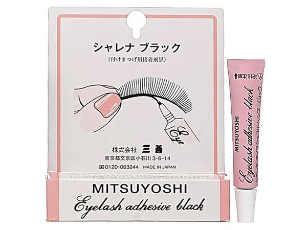 日本 MITSUYOSHI 三善~睫毛膠(3.5g)【D508003】