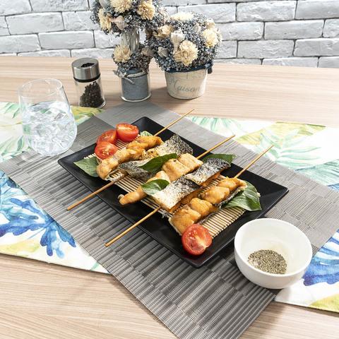 【滿額出貨】鮮食市集鮭魚菲力串10串