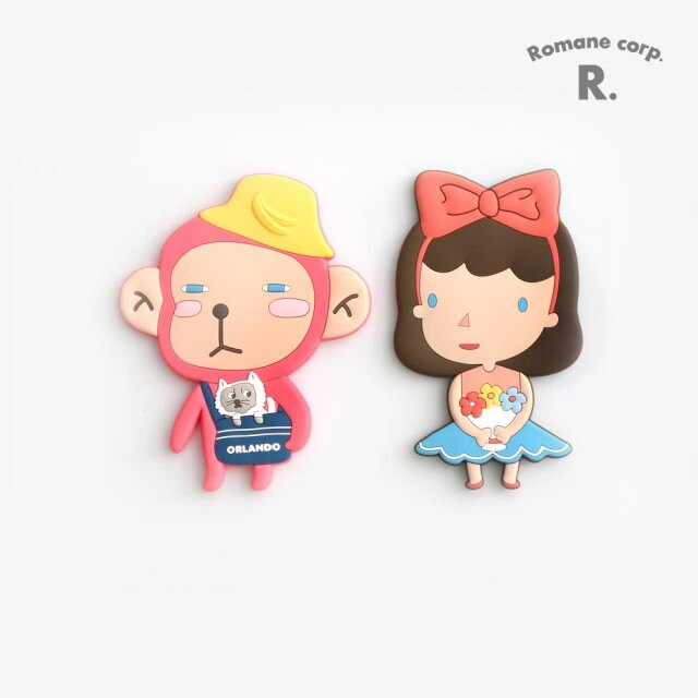 [Romane] HelloGeeks 隨身鏡 - Lucy