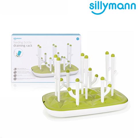 Sillymann鉑金矽膠奶瓶乾燥架