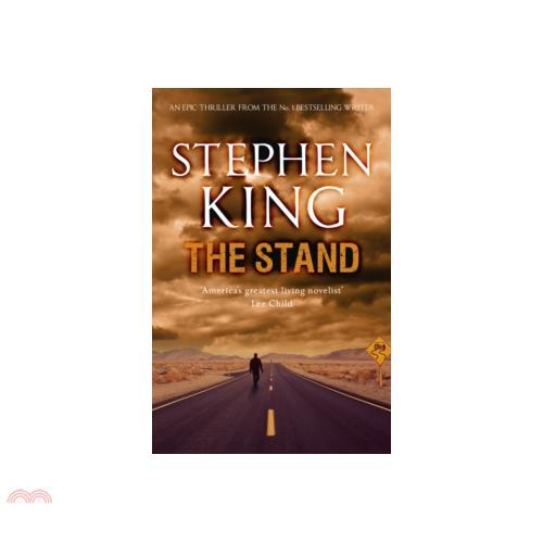 The Stand (平裝本)(英國版)【三民網路書店】[79折]