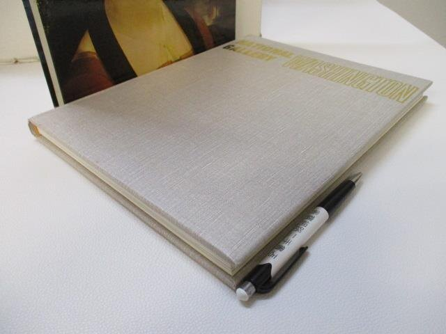 【書寶二手書T1/藝術_JGJ】華盛頓國家畫廊_世界美術館全集2_附殼