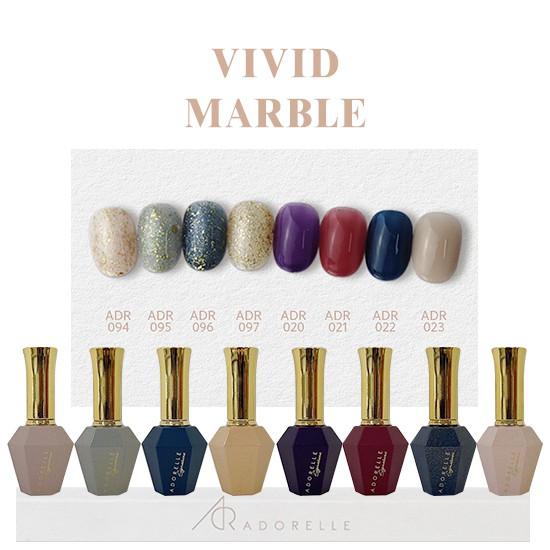 S PLUS NAIL S+ 韓國ADORELL正品代理 ◆ VIVID MARBLE套組8色甲油膠 大理石