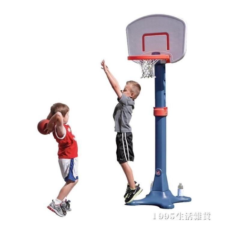 可升降籃球架兒童室內運動玩具投籃家用戶外籃筐 創時代3C 交換禮物 送禮