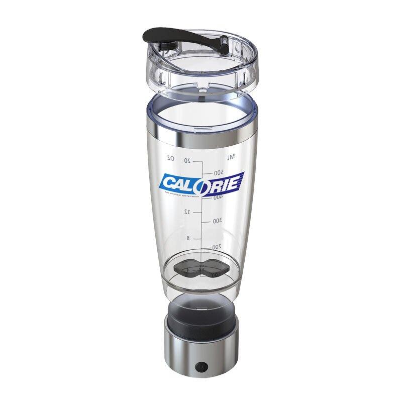 卡路里自動磁力攪拌杯子電動便攜咖啡杯奶昔杯搖搖杯健身運動水杯