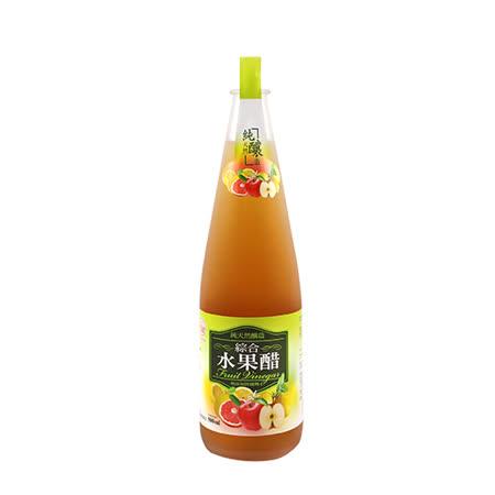 崇德發綜合水果醋500ml
