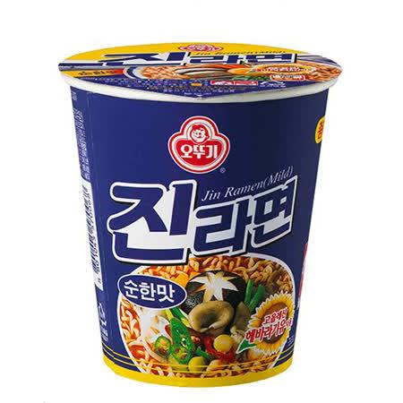 韓國不倒翁金拉麵原味65G