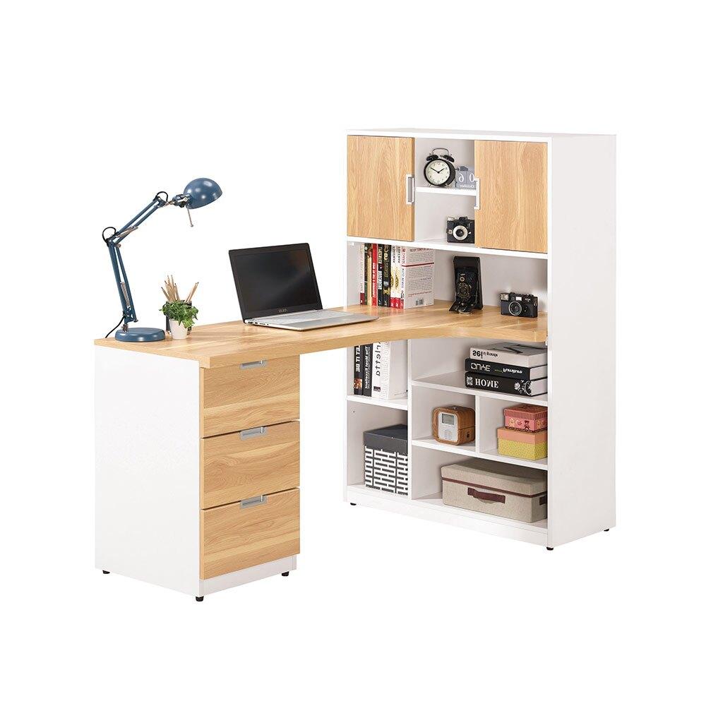 L型5尺書桌(左向)/H&D東稻家居-消費滿3千送點數10%