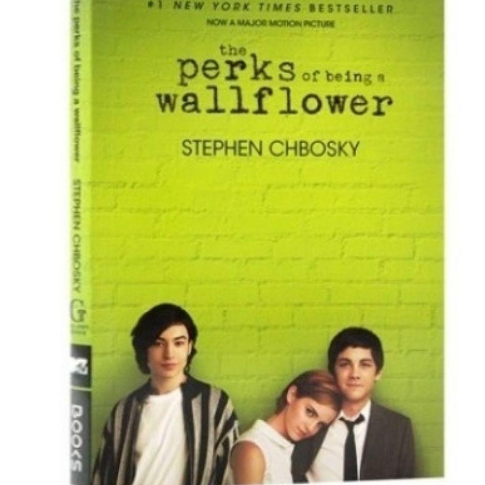 壁花少年之巔 英文版小說 The Perks of Being a Wallflower