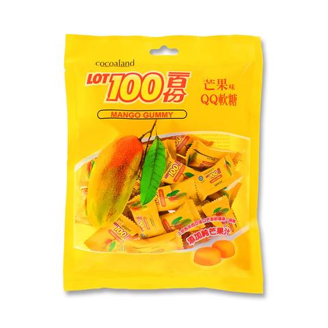 *一百份芒果QQ糖200g