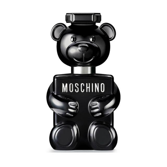 Moschino TOY BOY 熊芯未泯男性淡香精 黑色泰迪熊香水 100ml 【SP嚴選家】