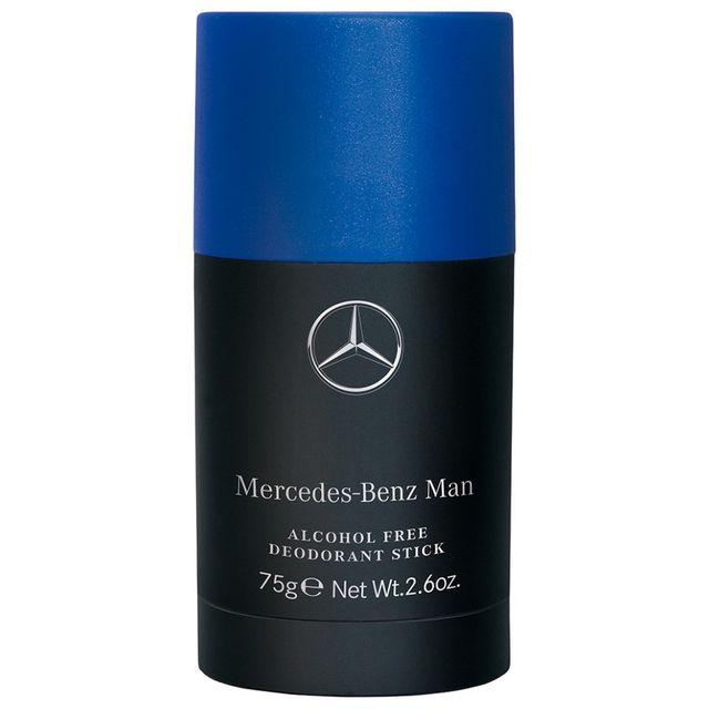 Mercedes-Benz 賓士 王者之星男性淡香水體香膏 75g 男性保養 型男香氛 【SP嚴選家】