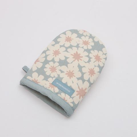朵朵花語隔熱手套