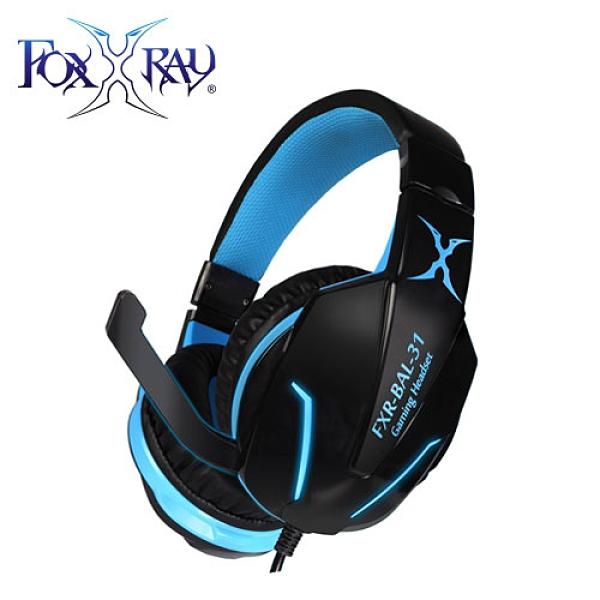 【FoxXRay 狐鐳】夜語響狐 電競耳機麥克風(FXR-BAL-56)